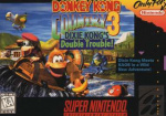 Donkey Kong Country 3: Dixie Kong's Double Trouble! Cover (Click to enlarge)