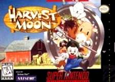 Harvest Moon Cover Artwork