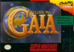 Illusion of Gaia Cover (Click to enlarge)