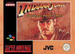 Indiana Jones' Greatest Adventures Cover (Click to enlarge)