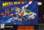Mega Man X2 Cover (Click to enlarge)