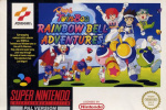 Pop'n TwinBee: Rainbow Bell Adventures Cover (Click to enlarge)