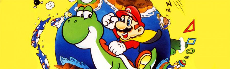 1. Super Mario World — Super NES