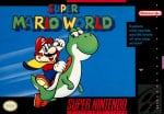 Super Mario World Cover (Click to enlarge)