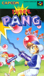 Super Pang Cover (Click to enlarge)