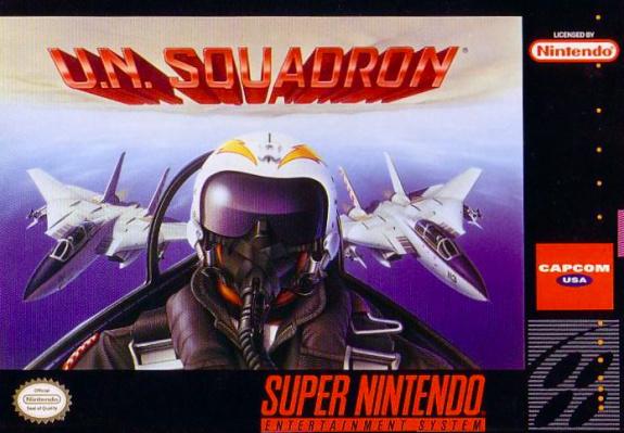 UN Squadron