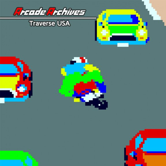 Arcade Archives Traverse Usa Review Switch Eshop