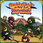 Samurai Defender: Ninja Warfare