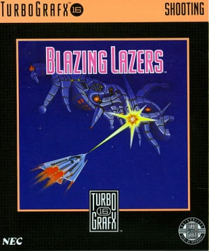 Blazing Lazers