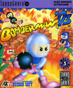 Bomberman '93 Cover (Click to enlarge)