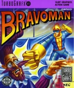 Bravoman Cover (Click to enlarge)