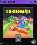 Cratermaze Cover (Click to enlarge)