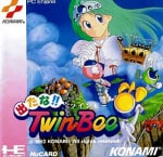 Detana!! TwinBee Cover (Click to enlarge)