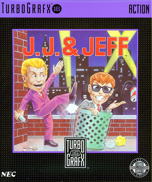 J.J. & Jeff Cover Artwork