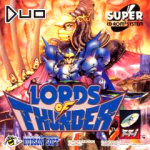 Lords of Thunder Cover (Click to enlarge)