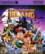 New Adventure Island Cover (Click to enlarge)