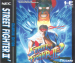 Street Fighter II': Champion Edition Cover (Click to enlarge)