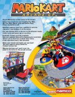 Mario Kart Arcade GP Cover (Click to enlarge)