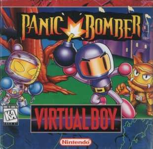 Panic Bomber Cover Artwork