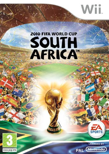 2010 FIFA World Cup South Africa Cover Artwork