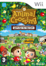 Animal Crossing: City Folk Cover (Click to enlarge)