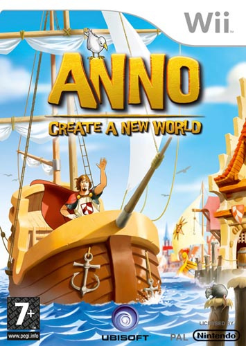 ANNO: Create a New World Cover Artwork