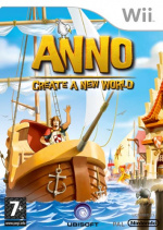 ANNO: Create a New World Cover (Click to enlarge)