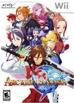 Arc Rise Fantasia Cover (Click to enlarge)