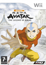 Avatar: The Last Airbender Cover (Click to enlarge)
