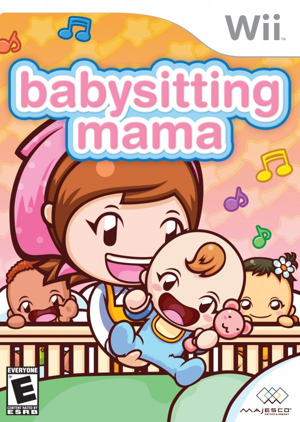 Babysitting Mama Cover Artwork