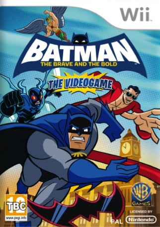 Batman: The Brave and the Bold Cover Artwork