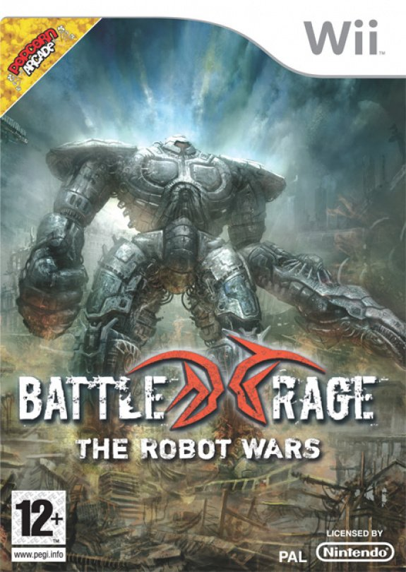 Battle Rage: The Robot Wars