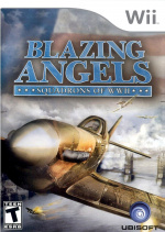 Blazing Angels: Squadrons of WWII Cover (Click to enlarge)