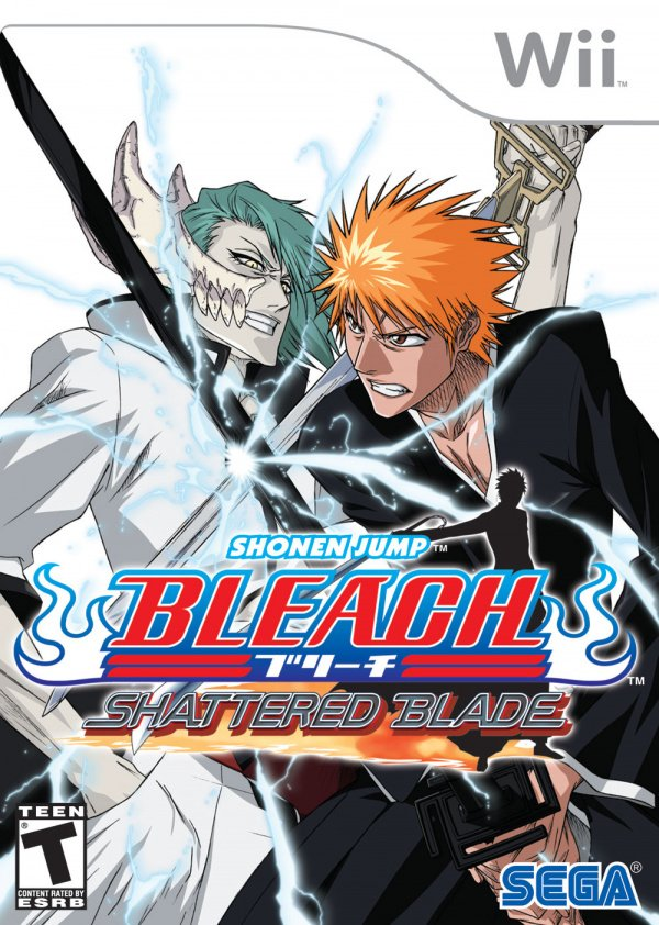 Bleach: Shattered Blade Cover Artwork