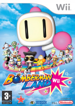 Bomberman Land Cover (Click to enlarge)