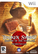 Broken Sword: Shadow of the Templars - The Director's Cut Cover (Click to enlarge)