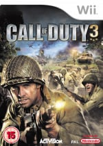 Call Of Duty 3 Cover (Click to enlarge)