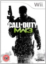 Call of Duty: Modern Warfare 3 Cover (Click to enlarge)