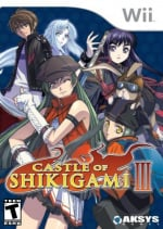 Castle of Shikigami III Cover (Click to enlarge)