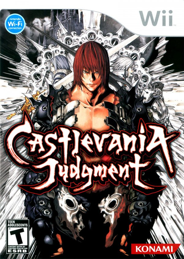 Castlevania Judgment Cover Artwork
