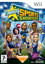 Celebrity Sports Showdown Cover (Click to enlarge)