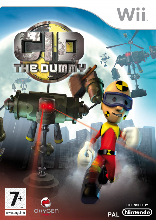 CID The Dummy Cover Artwork