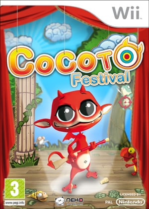 Cocoto Festival Cover Artwork