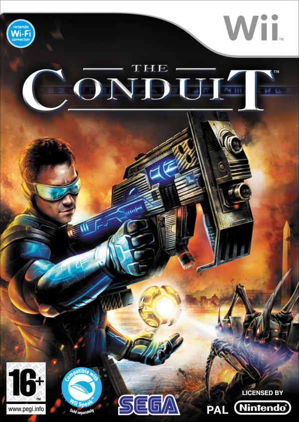 The Conduit Cover Artwork