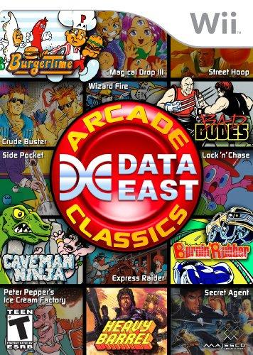Heavy Barrel Data East Original Arcade Videoi Game Manual Modern Design Arcade, Jukeboxes & Pinball