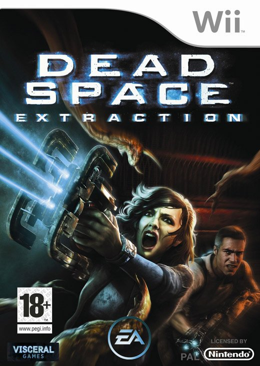 Dead Space: Extraction Cover Artwork