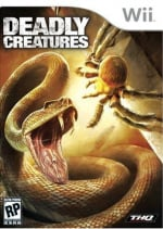 Deadly Creatures Cover (Click to enlarge)