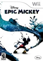 Disney Epic Mickey Cover (Click to enlarge)