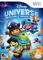 Disney Universe Cover (Click to enlarge)