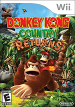 Donkey Kong Country Returns Cover (Click to enlarge)